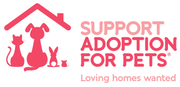 support adoption for pets
