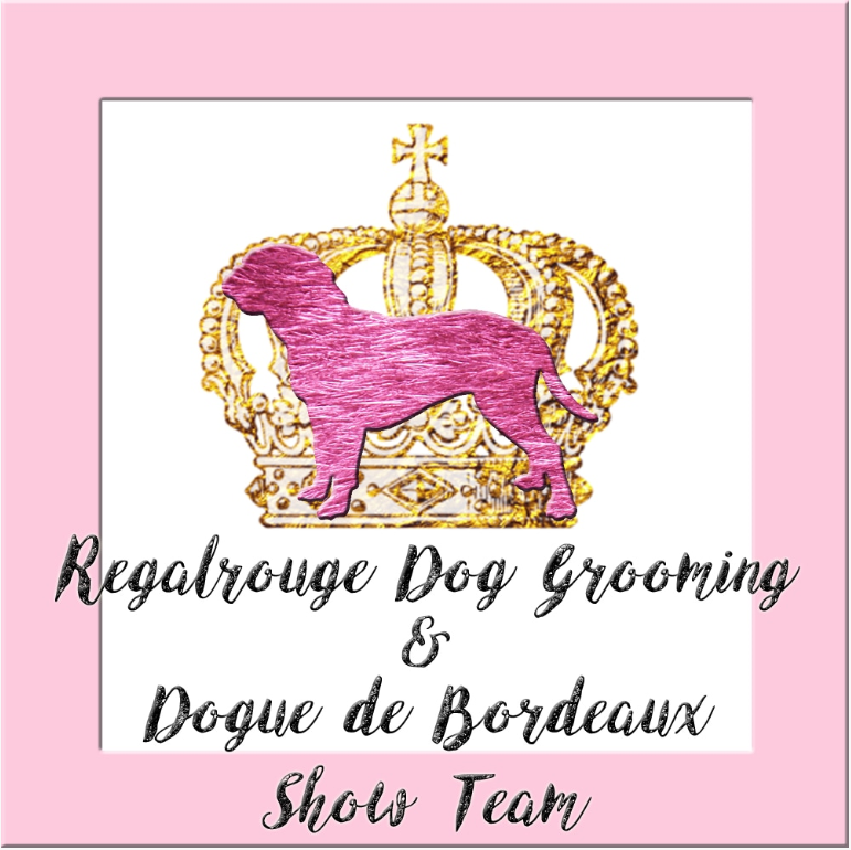 Regalrouge Dog Grooming and Dogue de Bordeaux